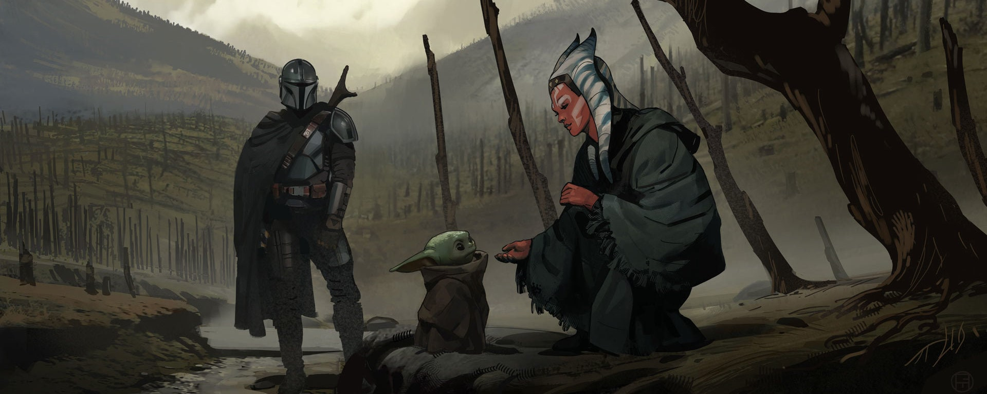 The Mandalorian: Chapter 13 Concept Art Gallery