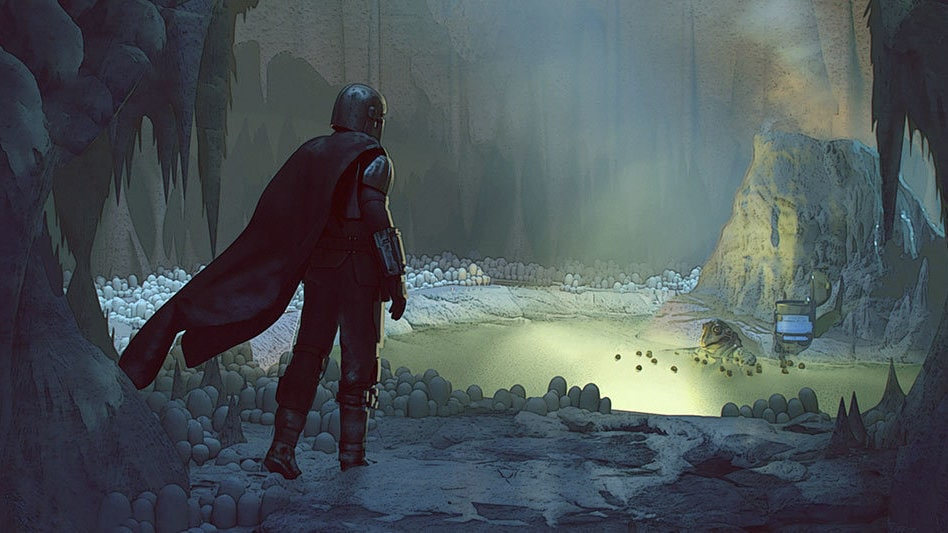 The Mandalorian: Chapter 10 Concept Art Gallery