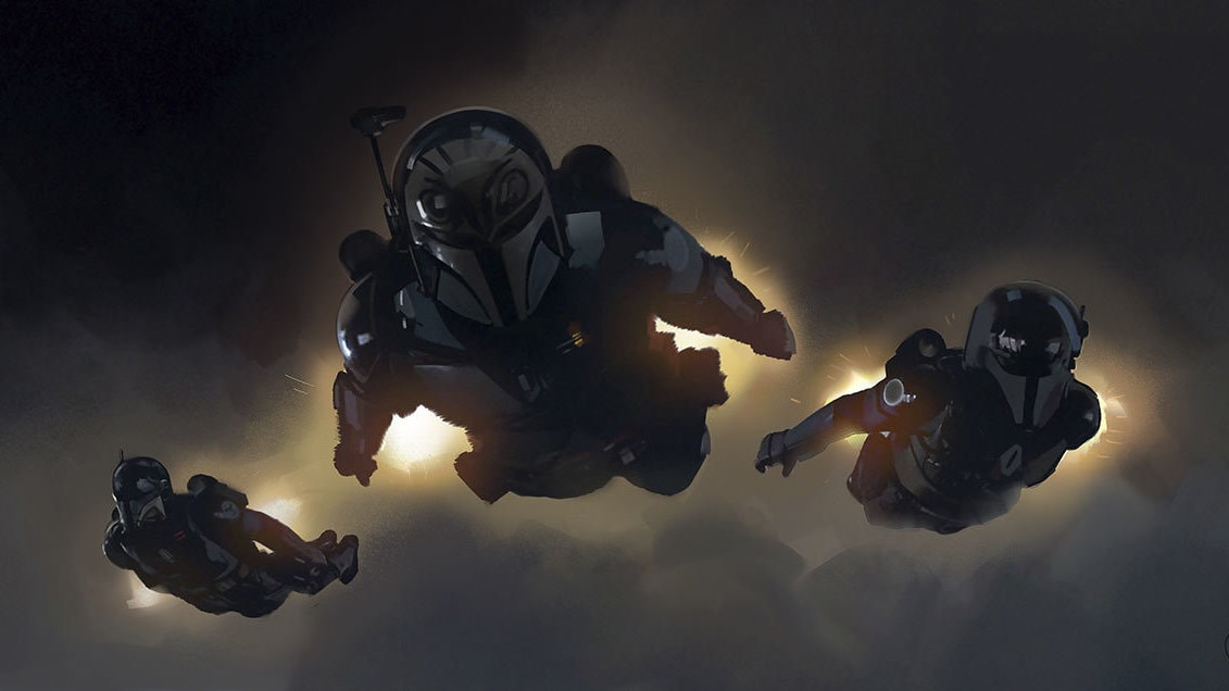 The Mandalorian: Chapter 11 Concept Art Gallery