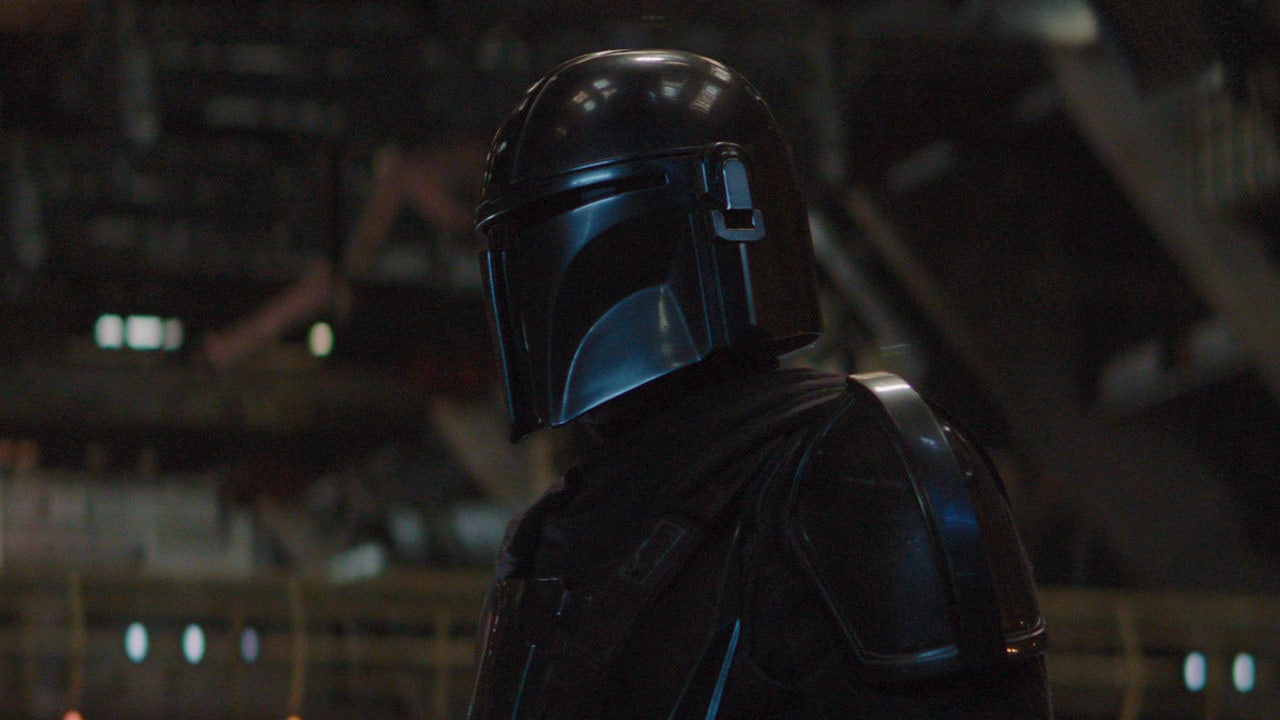 """""""No questions asked. That's the policy, right?"""" – The Mandalorian"""