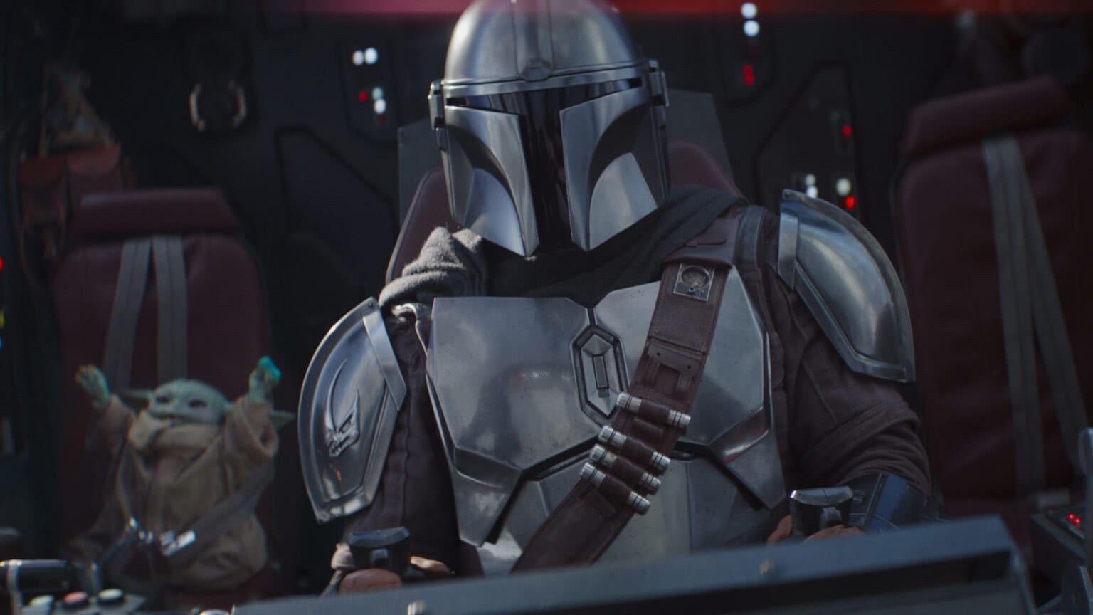 The Mandalorian Receives Golden Globe Nomination for Best TV Drama