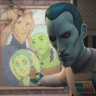 "Star Wars Rebels: ""The Menace of Thrawn"""