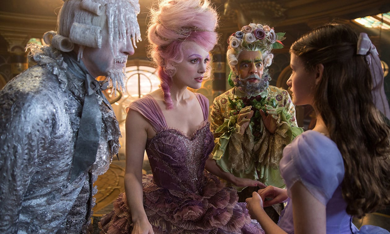 The Nutcracker and the Four Realms | Trailer