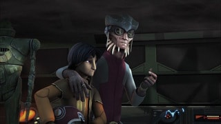 "Star Wars Rebels: ""The Padawan and the Pirate"""