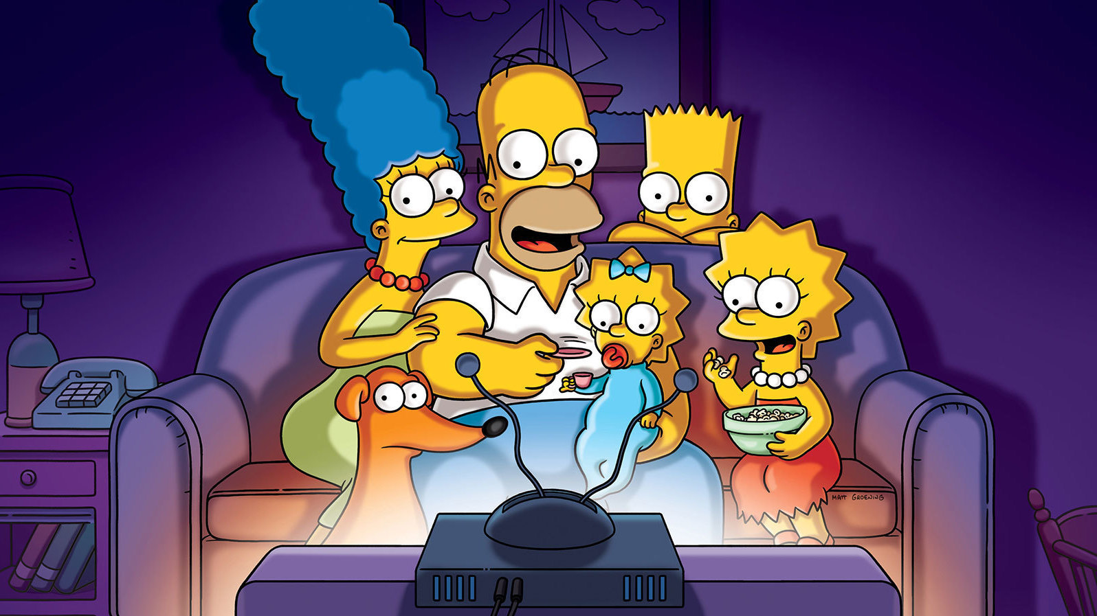 It's Official: The Simpsons Are Coming to Disney+ on November 12