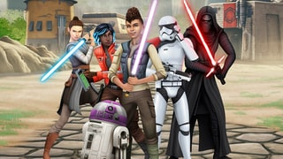 The Sims 4 Star Wars: Journey to Batuu