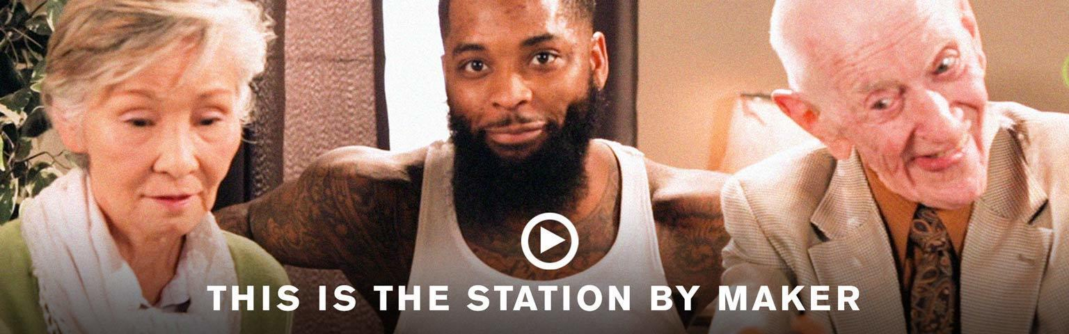 This is the Station by Maker