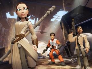 Die Saga geht zuhause weiter mit dem brandneuen Disney Infinity 3.0 Star Wars: Das Erwachen der Macht Playset