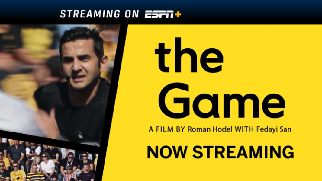 "ESPN Films' Latest Award-Winning Documentary Short ""The Game"" Now Streaming Exclusively on ESPN+"