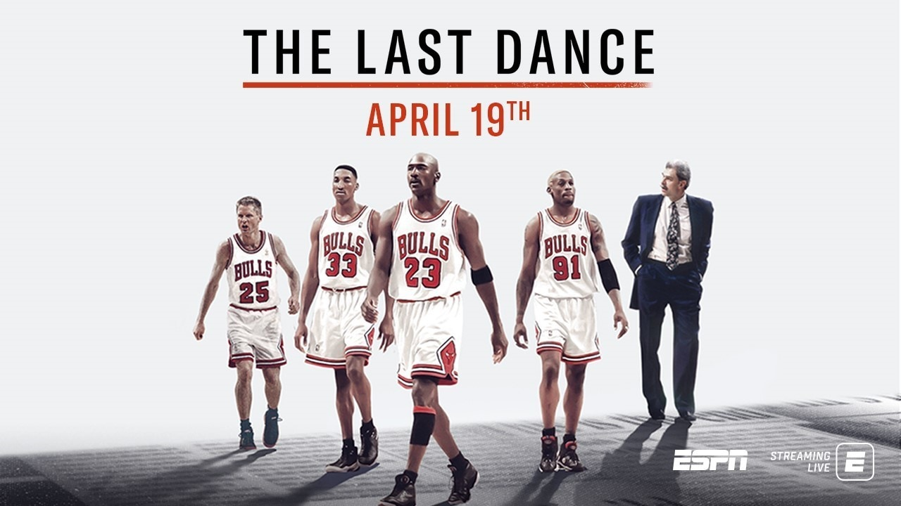 "ESPN Debuts Innovative Ad Sponsorships with Facebook, Reese's Peanut Butter Cups and State Farm for Highly Anticipated Documentary Series ""The Last Dance"""