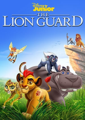 The Lion Guard on Disney+