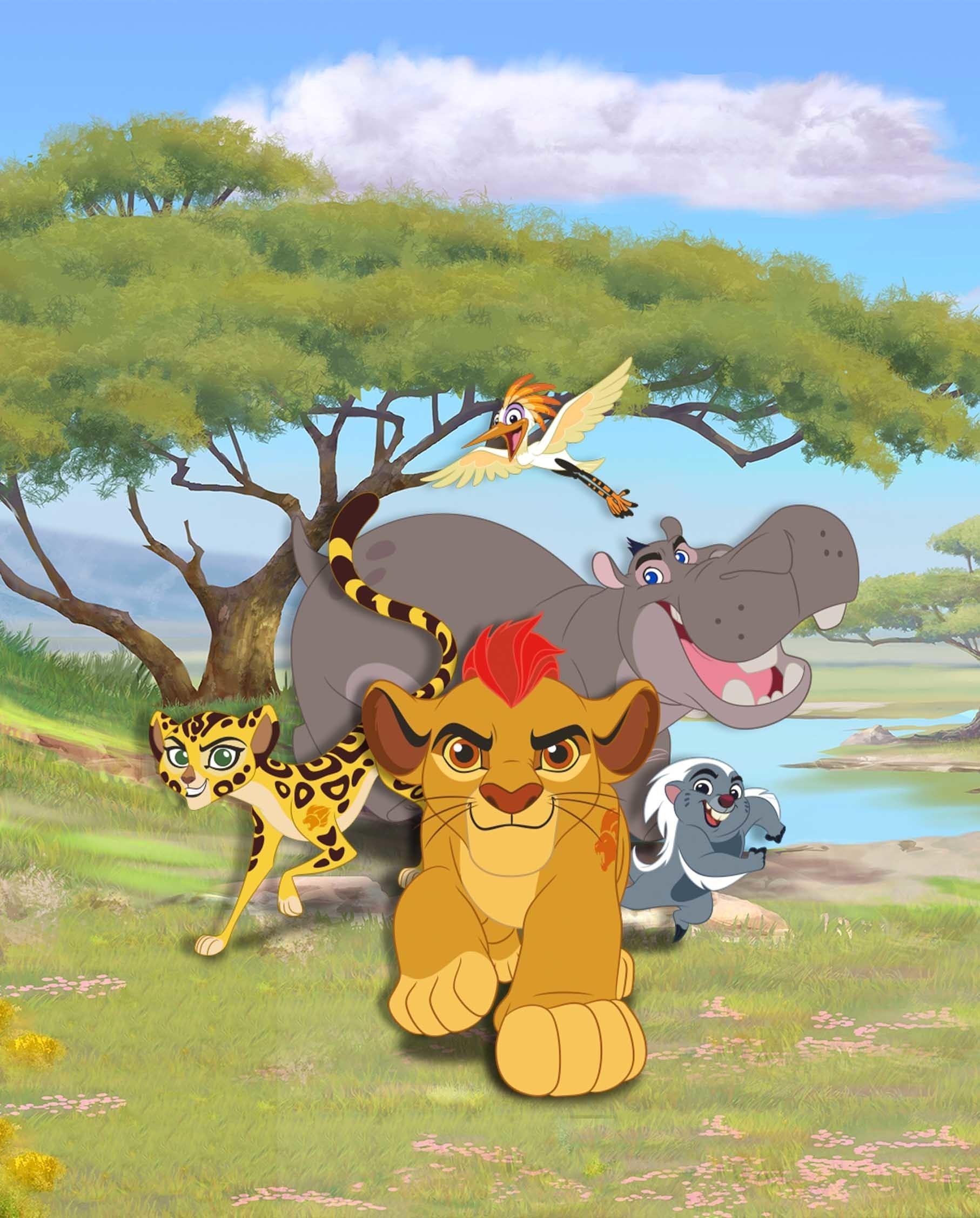 The Lion Guard   tv