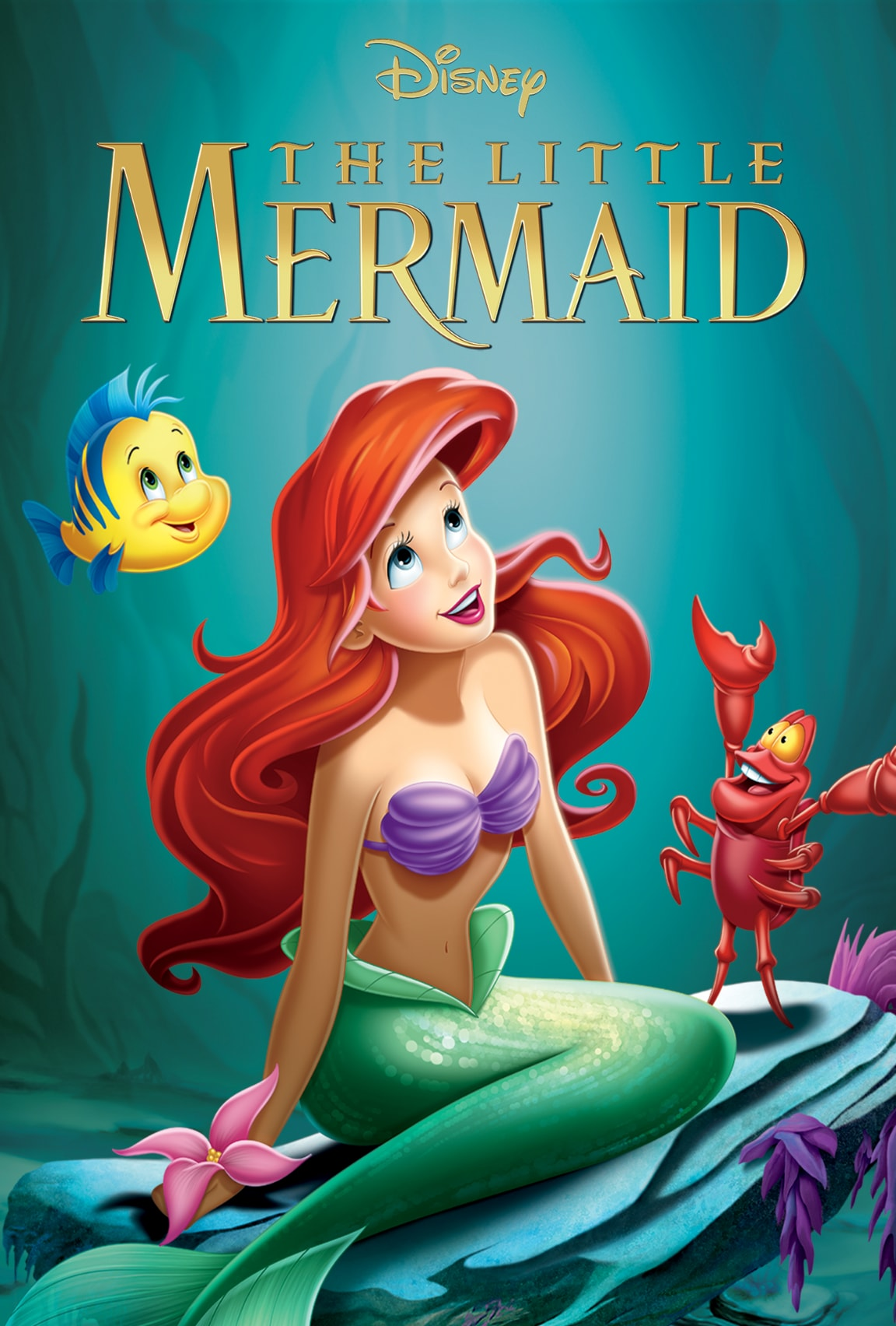 The Little Mermaid on Disney Plus