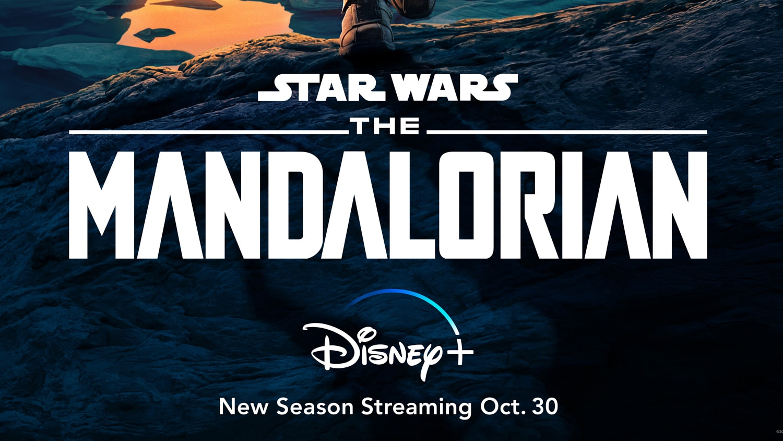 The Mandalorian Season Two Key Art