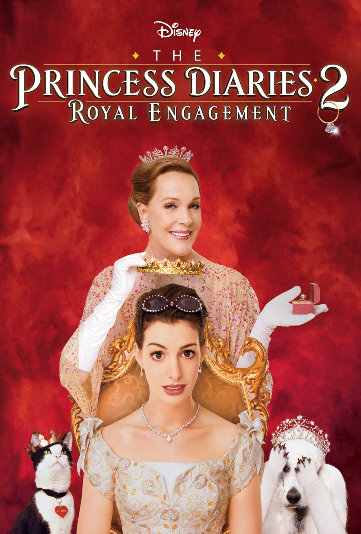 The Princess Diaries 2: A Royal Engagement (2004)