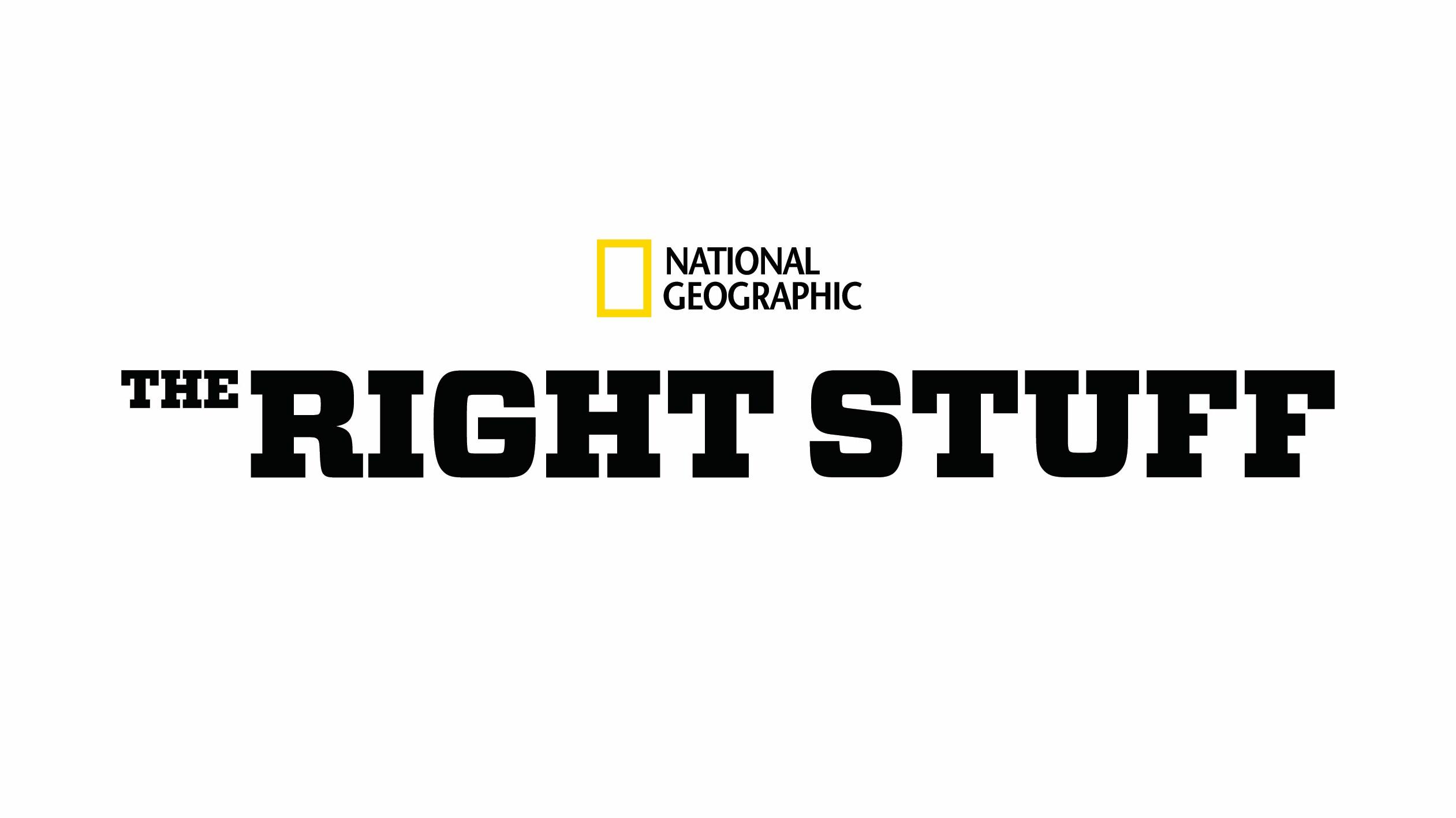 The Right Stuff Logo