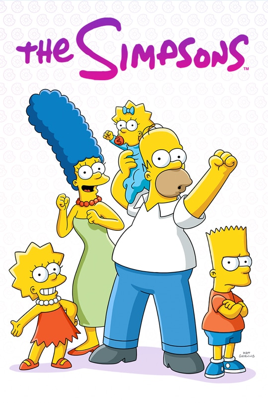 the Simpsons   now streaming