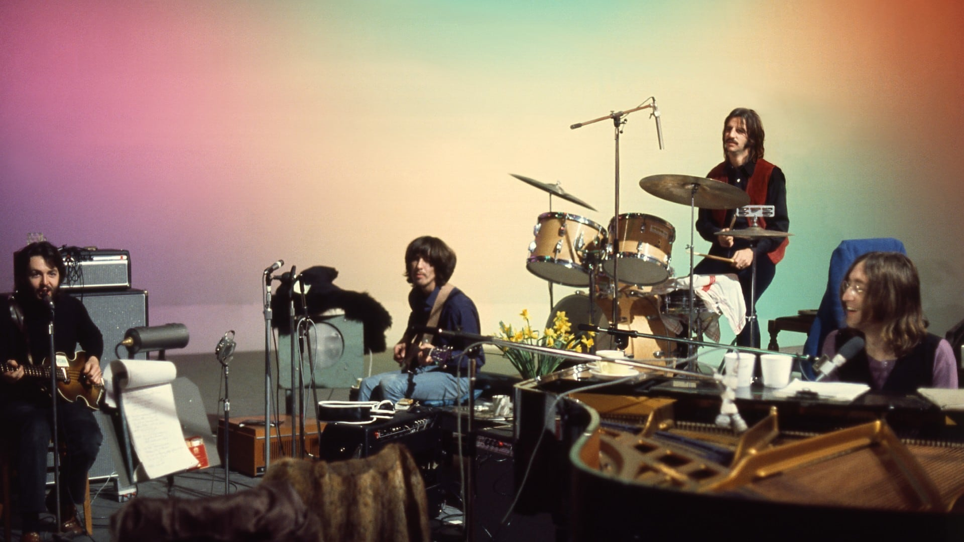Llega el documental The Beatles: Get Back
