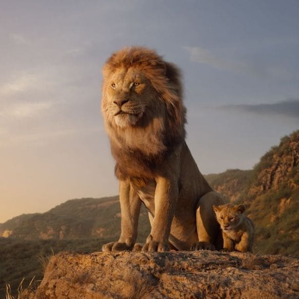 We Met the Real-World Character Inspirations for Disney's The Lion King, and They're Incredible