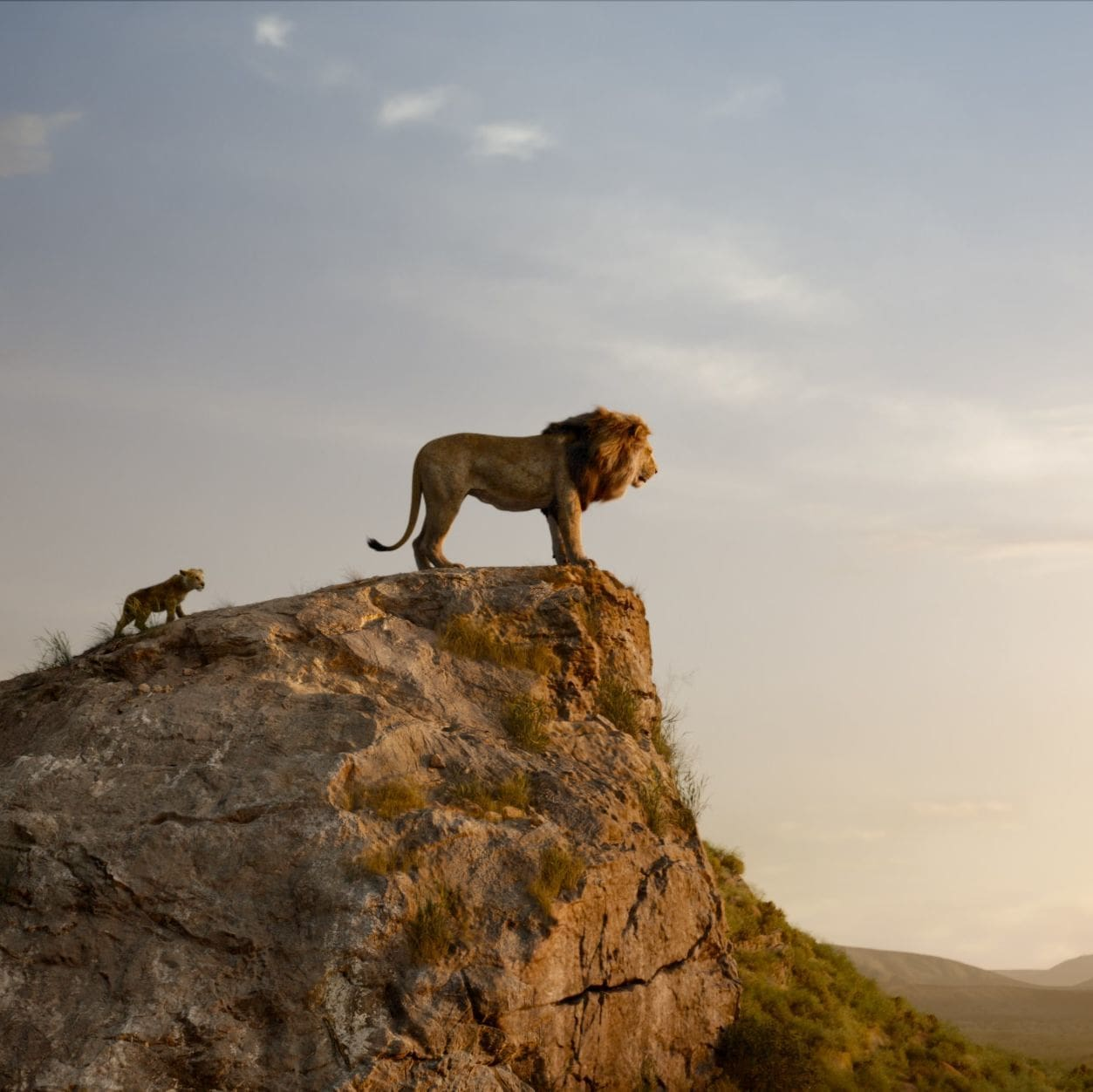 Inside the Making of The Lion King With Director Jon Favreau