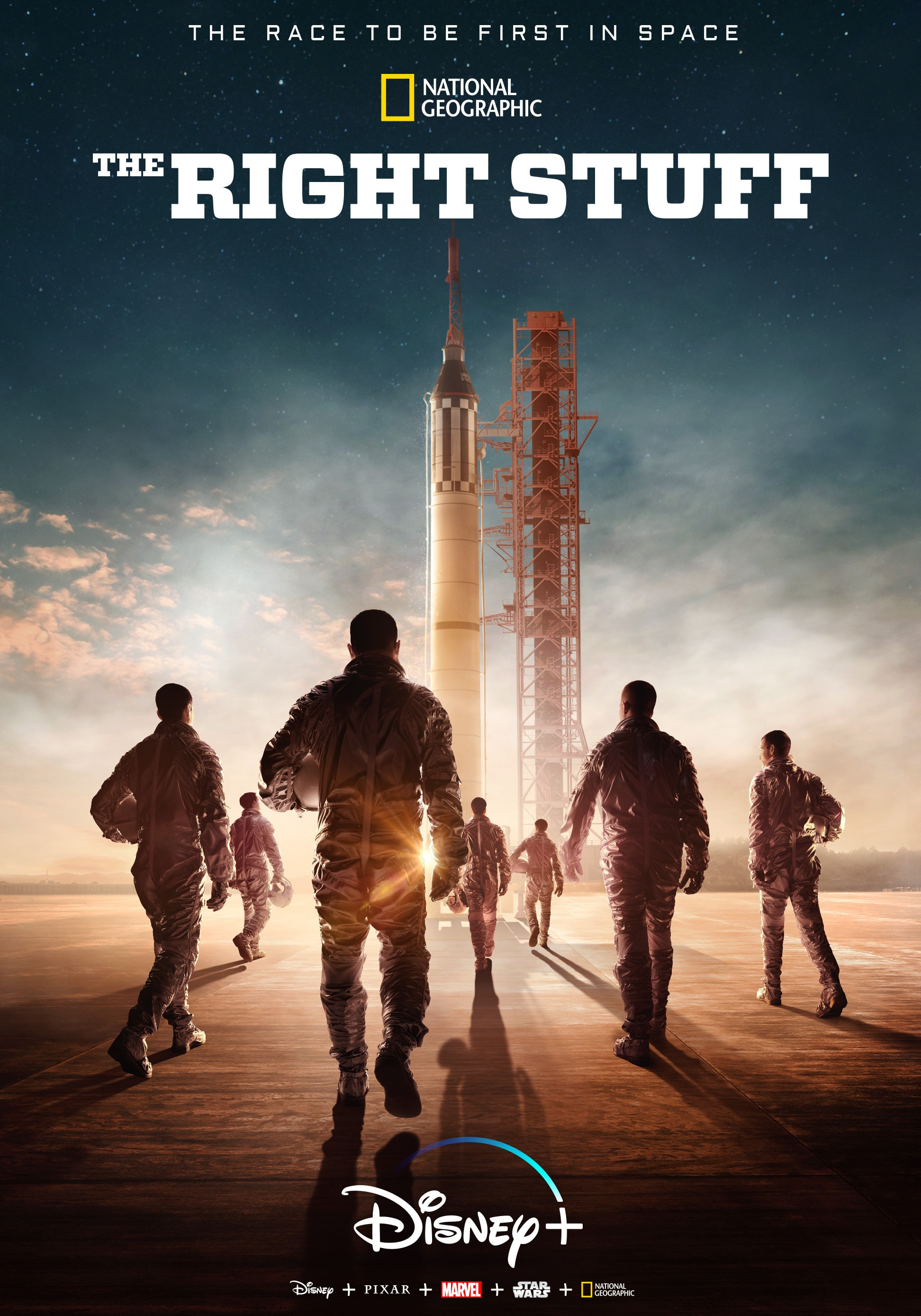 The Right Stuff on Disney+