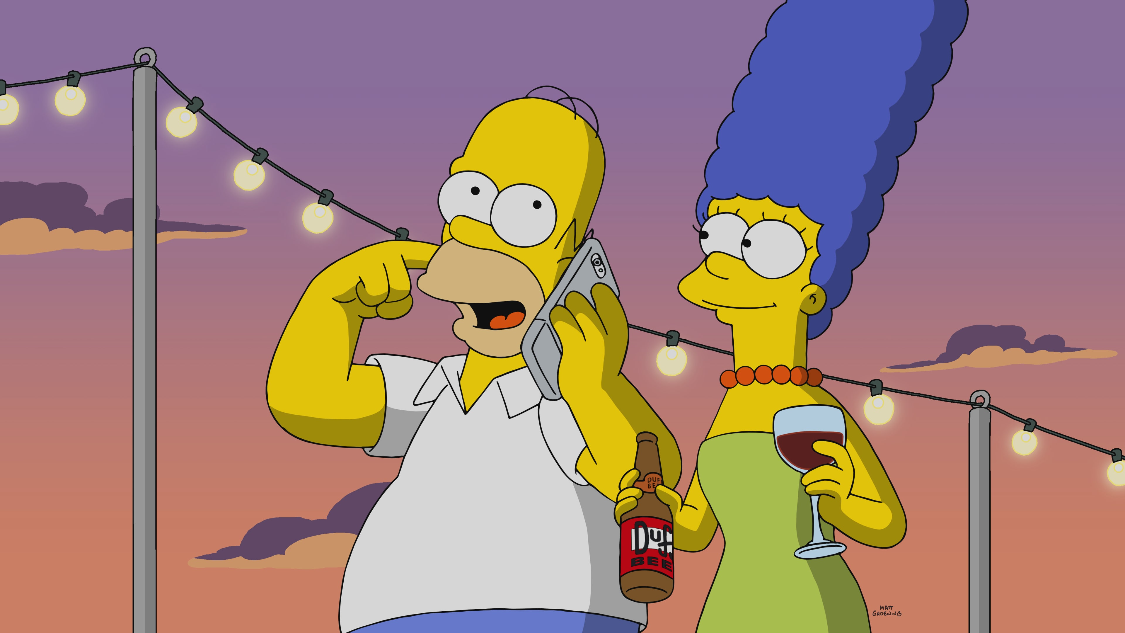"""THE SIMPSONS: Lisa makes a new friend who loves horses, but then becomes part of a circle of snooty young rich girls. Meanwhile, Homer takes Marge on a romantic cruise in the """"The Hateful Eight-Year-Olds"""" episode of THE SIMPSONS."""