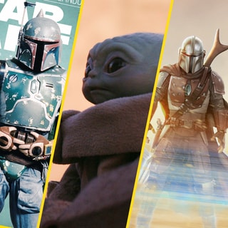 A Sneak Peek at Disney Gallery: The Mandalorian, Join The Star Wars Show Book Club, and More!