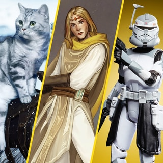 Star Wars: The High Republic Characters Revealed, Your Cute Pets, and more!