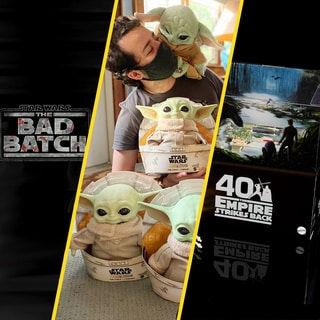 The Bad Batch Returns, Your Photos of The Child, and More!