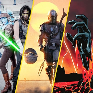 Emmy News, Casting for Tales From the Galaxy's Edge, A Comic-Con@Home Recap, and More!
