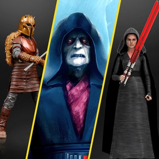 New Hasbro Toys, Unlimited Power in Galaxy of Heroes, and More!