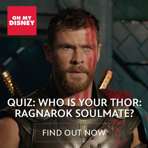 QUIZ: WHO IS YOUR THOR: RAGNAROK SOULMATE?