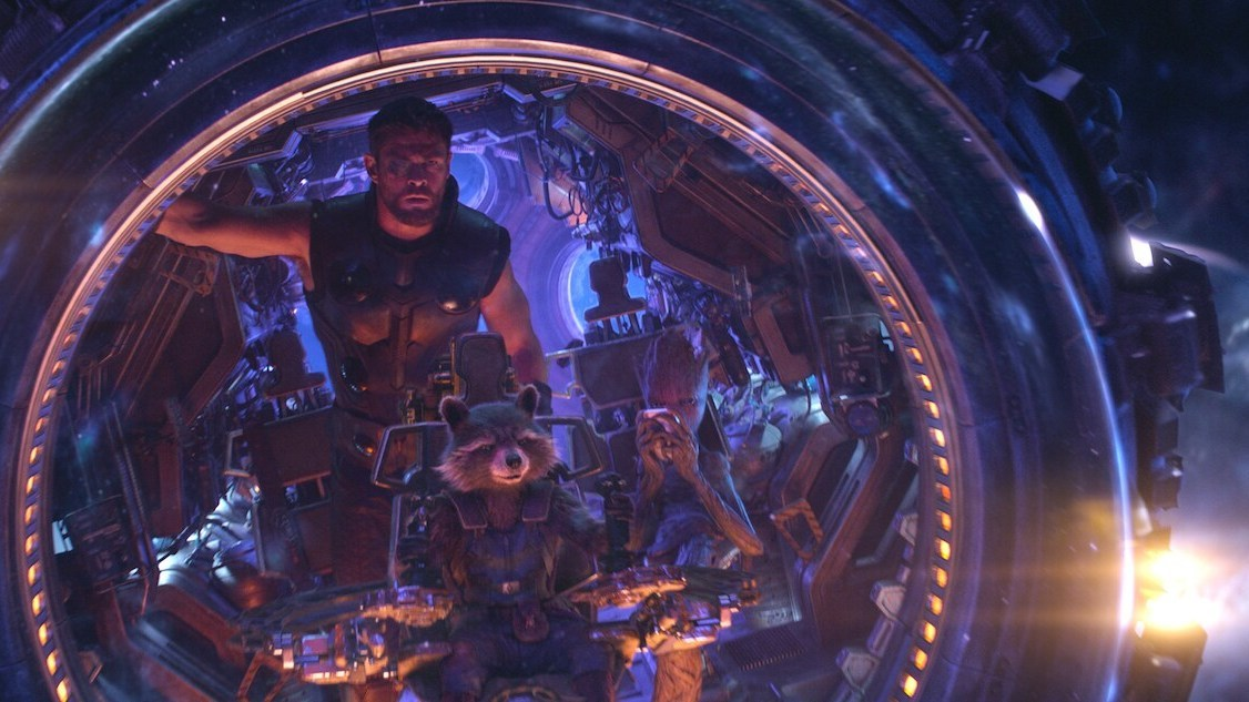 See 9 New Photos From Marvel Studios' Avengers: Infinity War