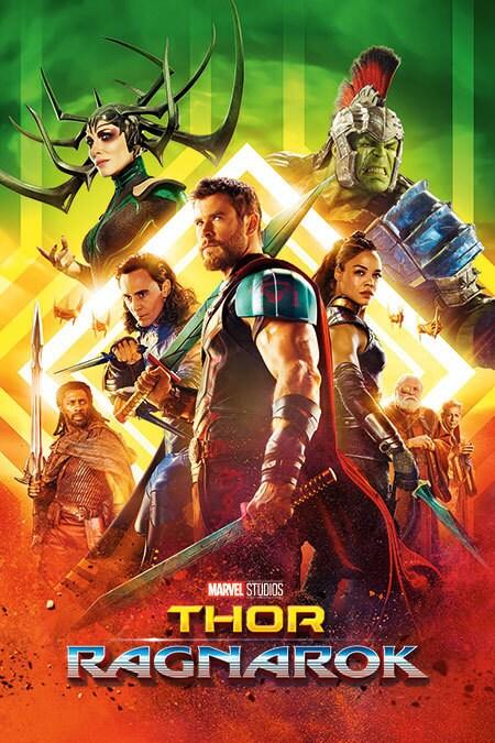 Marvel Studios' THOR: Ragnarok