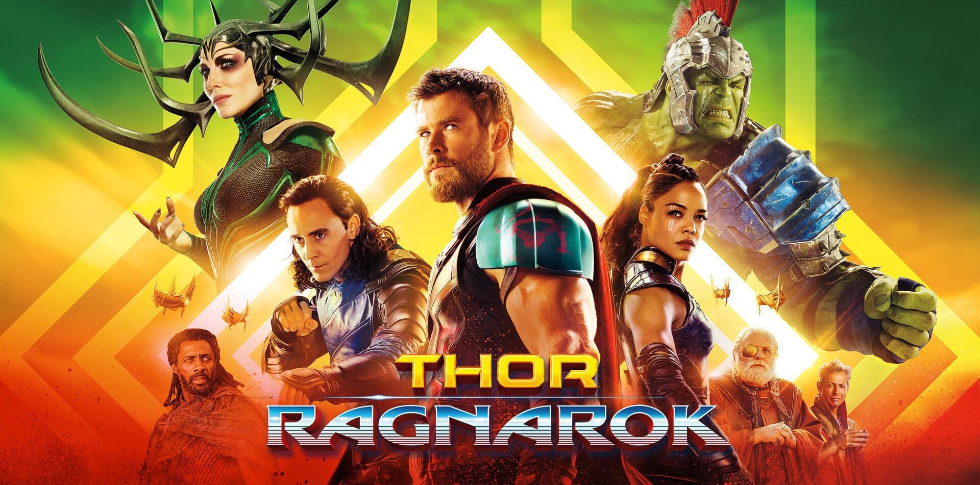 Marvel Studios' THOR Ragnarok - Emea Banner