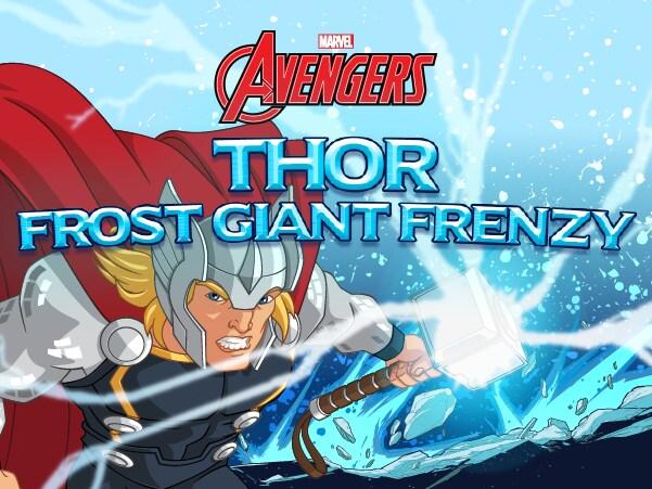 Thor – Eisriesenwahn