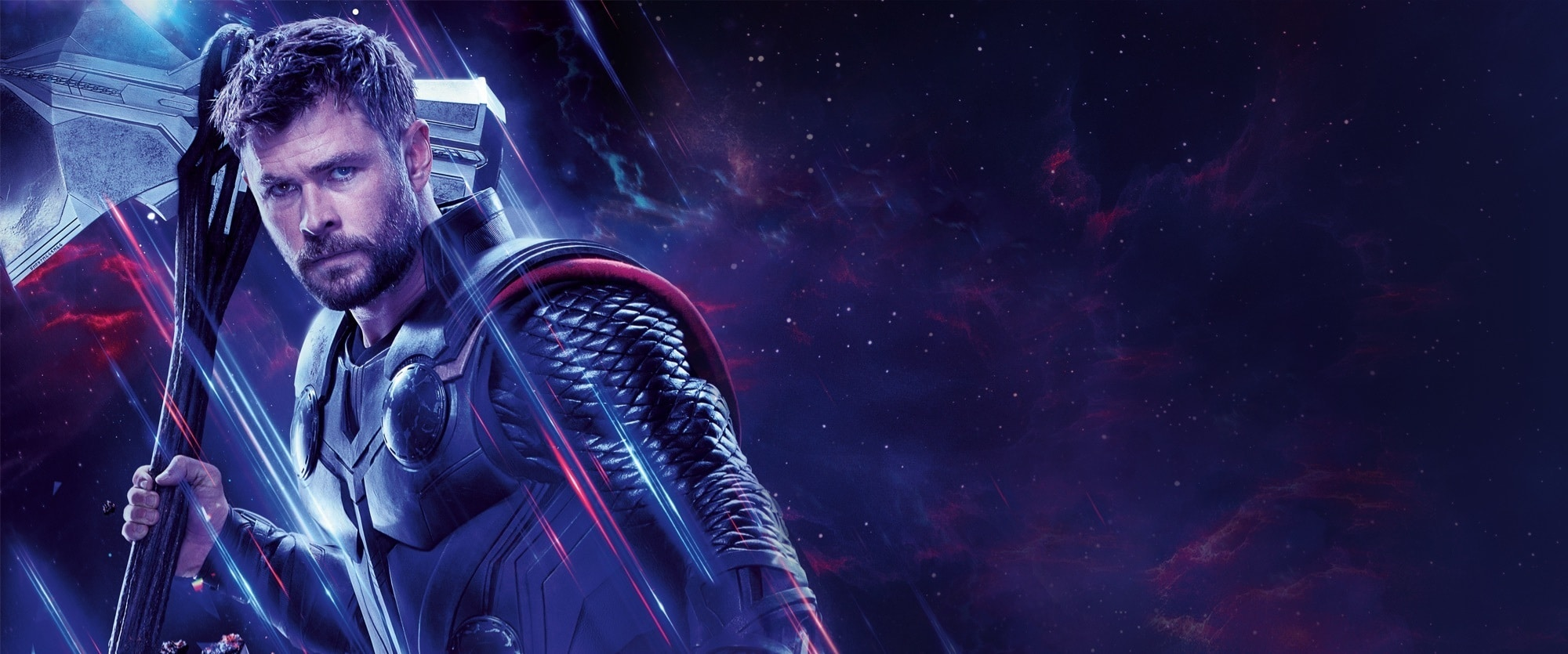 Avengers: Endgame Showcase Homepage Hero - Thor