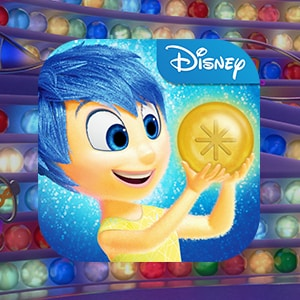 More Disney - Inside Out Thought Bubble