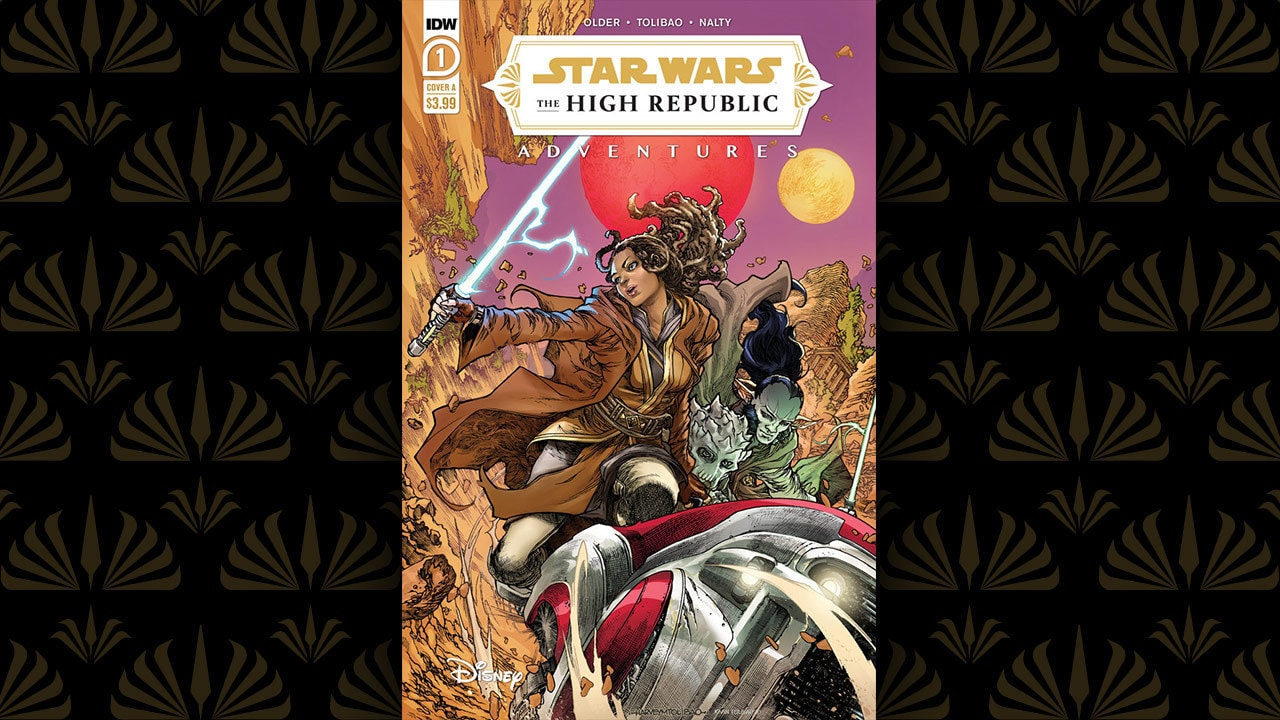 Star Wars: The High Republic Adventures 1 | Feb. 24