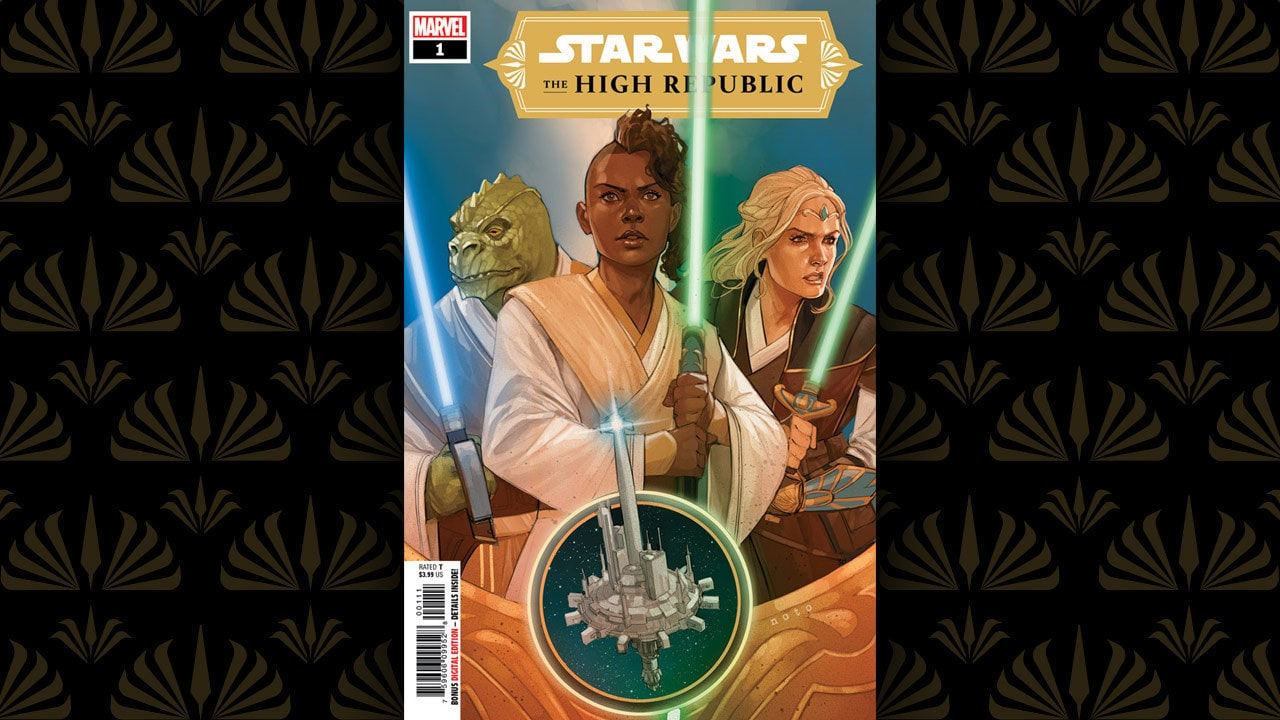 The High Republic #1 | Now Available!