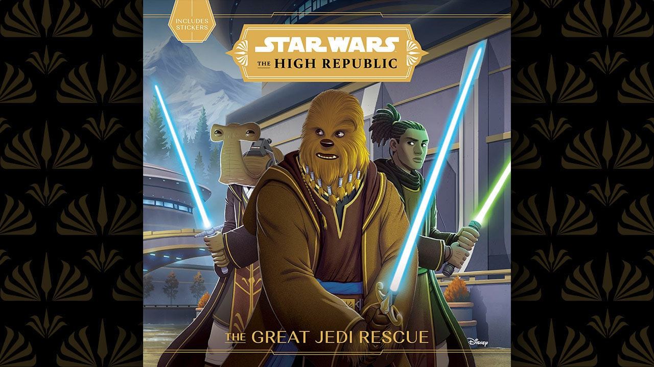 Star Wars: The High Republic: The Great Jedi Rescue | Now Available!