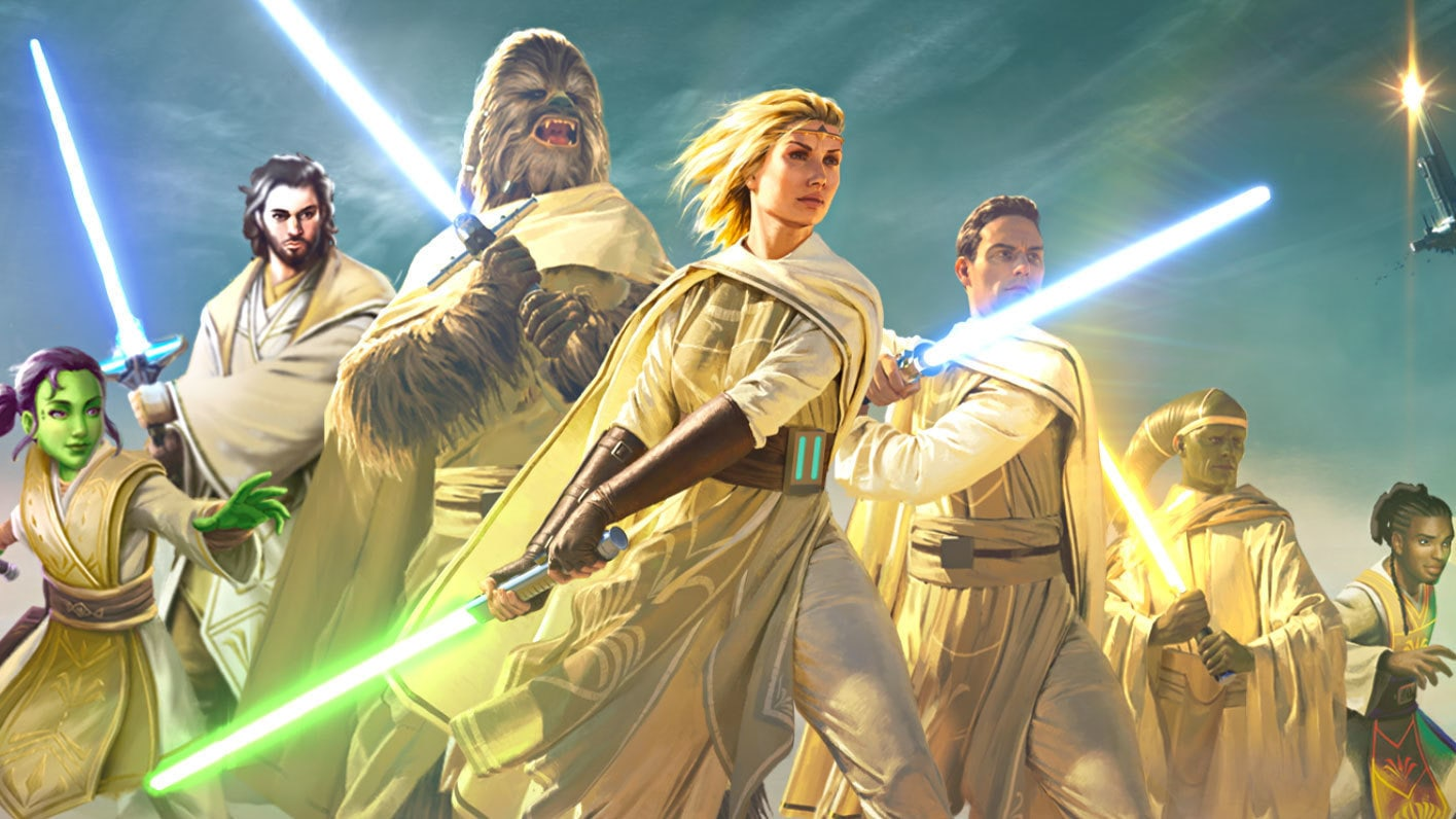 Launch Trailer - Star Wars: The High Republic