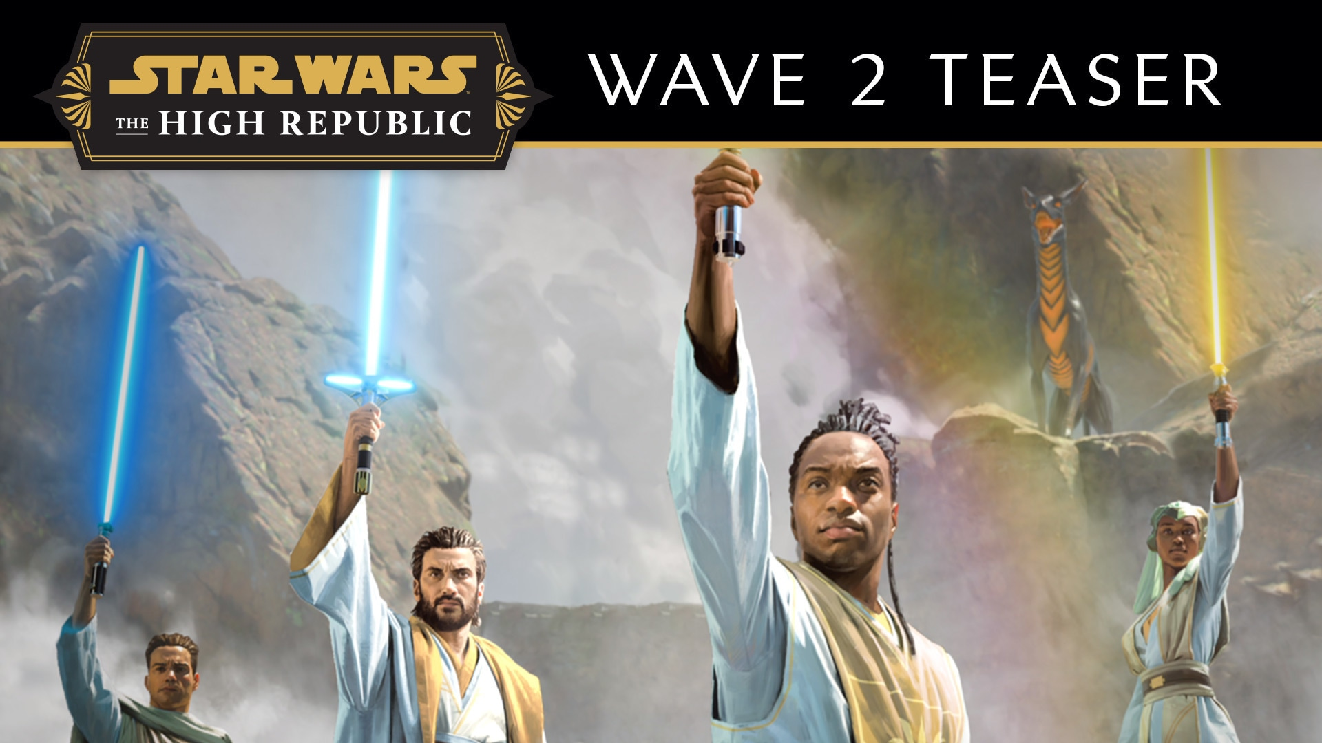 The Adventure Continues - Star Wars: The High Republic