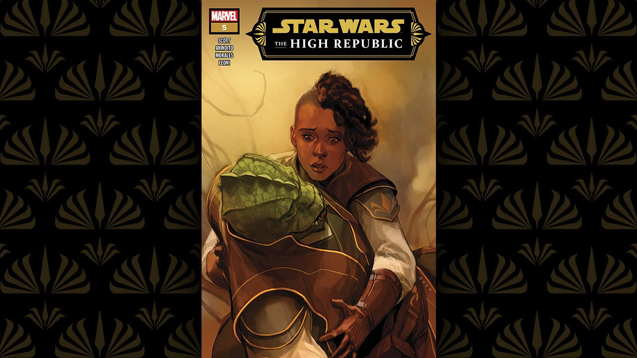 The High Republic #5 (Marvel)   Now Available!