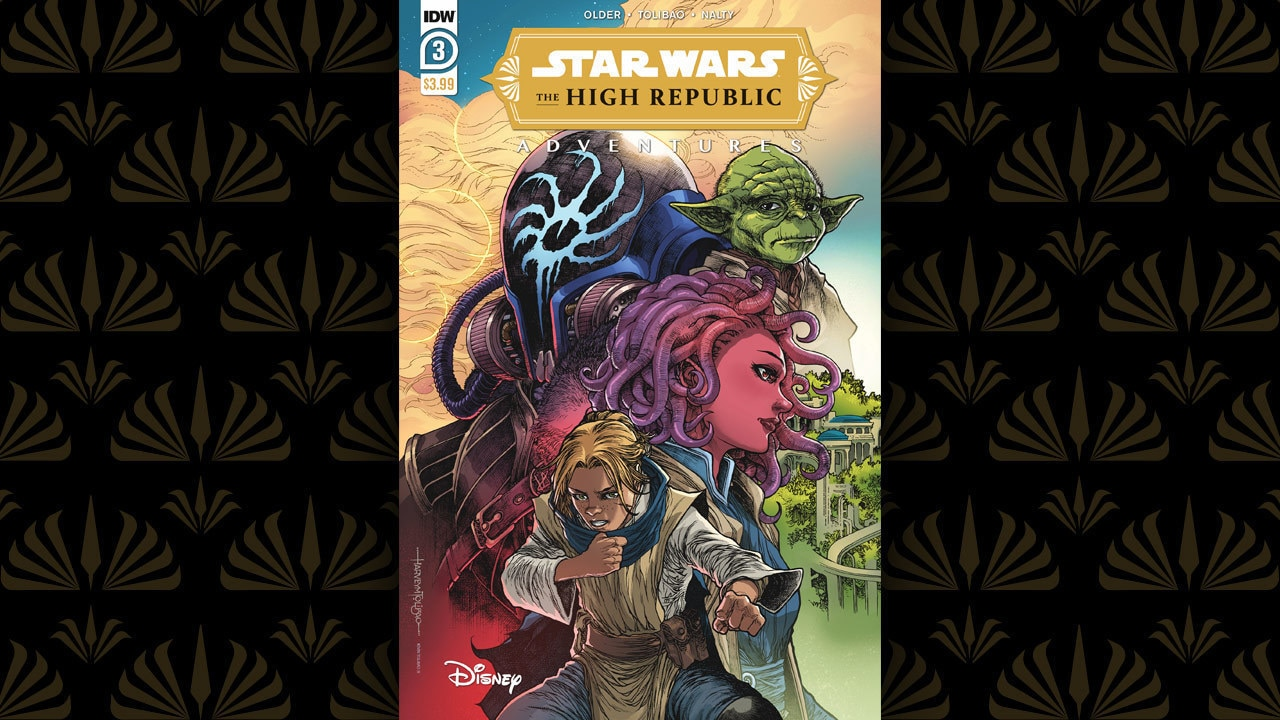 The High Republic Adventures #3 (IDW) | Now Available!
