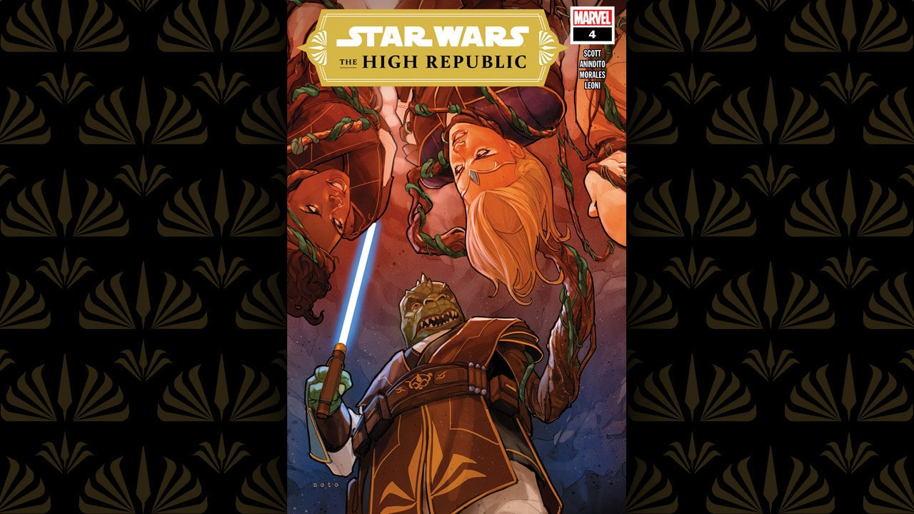 The High Republic #4 (Marvel) | Now Available!