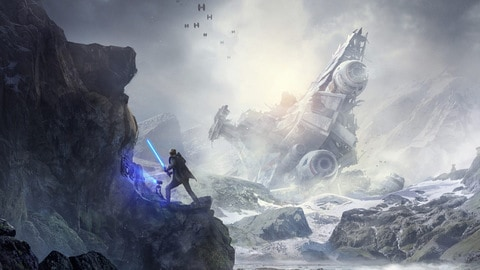 STAR WARS JEDI: FALLEN ORDER Trailer 2019