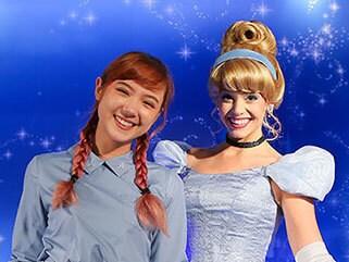 งาน Dream Big Princess ณ เซ็นทรัล ชิดลม