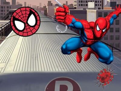 Crea tu poster Spider Man