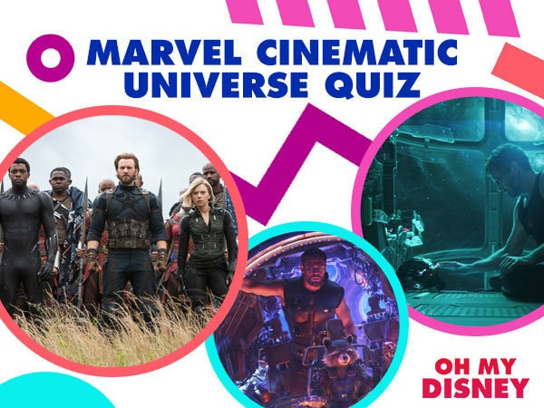 Marvel Cinematic Universe Quiz